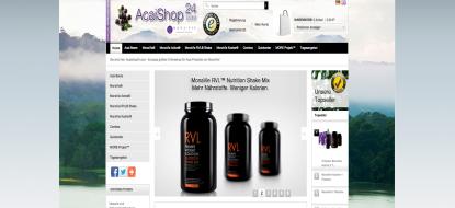 AcaiShop24 Onlineshop