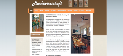 Marktwirtschaft Restaurant Santanyi