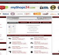 MyShops24 Shopping